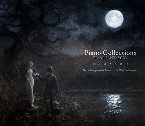 Piano Collections FINAL FANTASY XV: Moonlit Melodies [HiRes